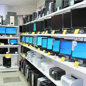 Компьютерные магазины Алексина