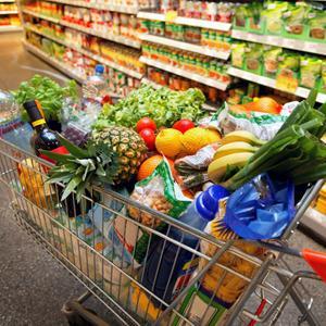 Магазины продуктов Алексина