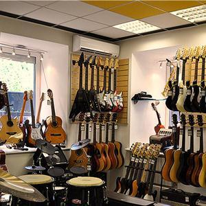 Музыкальные магазины Алексина