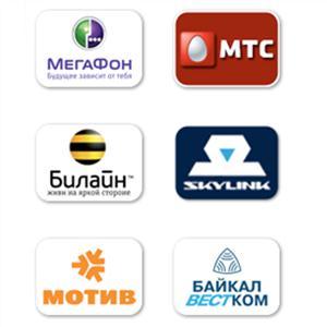 Операторы сотовой связи Алексина