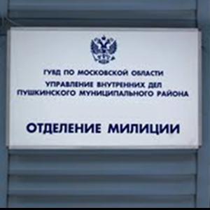 Отделения полиции Алексина