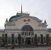 Железнодорожные вокзалы в Алексине