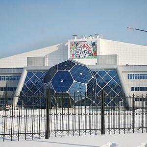 Спортивные комплексы Алексина