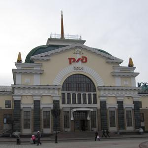 Железнодорожные вокзалы Алексина